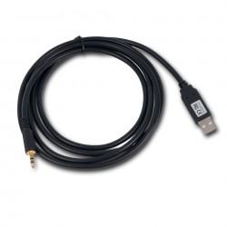 USB...