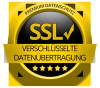 SSL verschlüsselte Übertragung